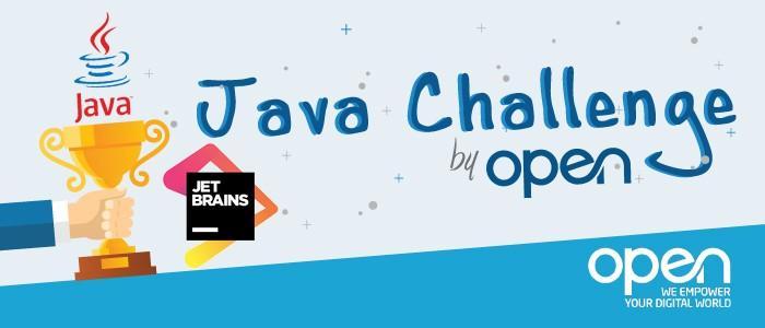 Java Challenge Belgium 2017