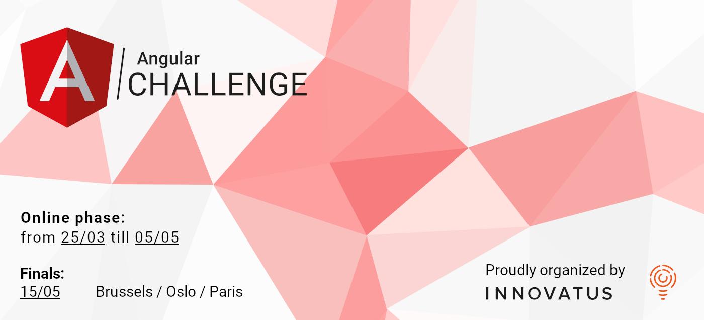 angular challenge 2019
