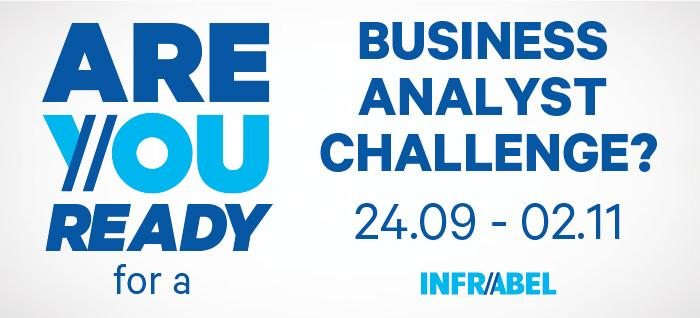 Banner Business Analyst Challenge by Infrabel