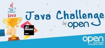 Banner Java Challenge Belgium 2017