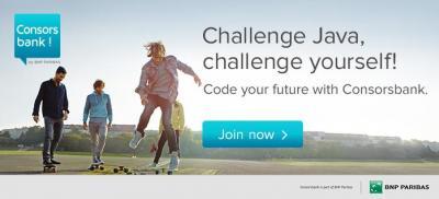 Banner Java Challenge Deutschland 2018