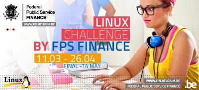 Linux Challenge 2019 by FPS Finance
