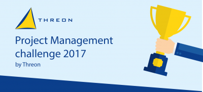 Banner Project Management Challenge Benelux 2017