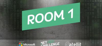 Banner Room 1, Finals .Net Challenge Belgium