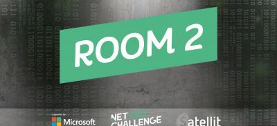 Banner Room 2, Finals .Net Challenge Belgium