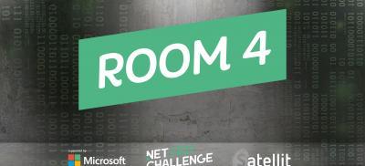 Banner Room 4, Finals .Net Challenge Belgium